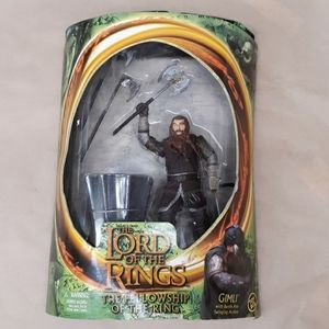 Lord of the rings Gimli action figure